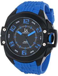 Joshua & Sons JS-39-BU - Reloj para hombres