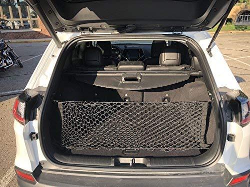TrunkNets Kofferraumnetz für Jeep Cherokee 2019 (Cherokee Für Cargo Net Jeep)