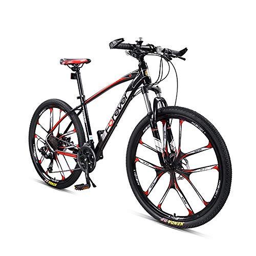 NBWE Mountainbike One Wheel Stoßdämpfer Racing Offroad Erwachsene 30 Speed   27.5 Zoll Commuter Bicycle