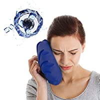 Ice Bag Hot & Cold Reusable Ice Bags for Injuries Therapy Ice Pack