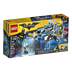 Lego The Batman Movie Mr. Freeze Ice Attack Building Set 70901 LEGO BATMAN MOVIE LEGO