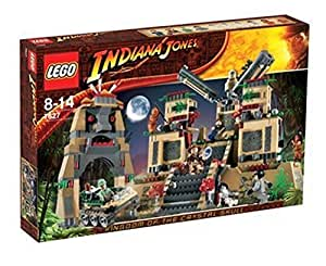 LEGO - 7627 - IndianaJones - Jeux de construction - Indiana Jones et le royaume du crâne de cristal