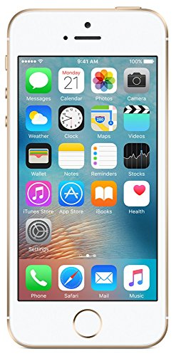 Apple iPhone SE (Gold, 64GB)