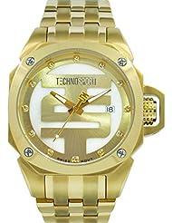 Techno Sport Chrono Reloj para mujer - oro