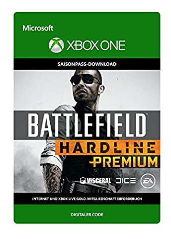 Battlefield Hardline Premium [Xbox One - Download Code]
