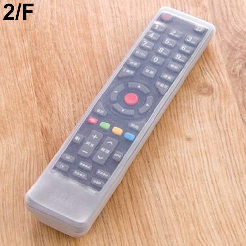 me TV Fernbedienung Set Wasserdicht Staub Silikon Schutzhülle Hülle 2/F ()