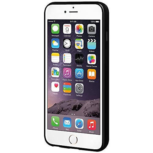 b50f4541c7 40% OFF on Amzer Slim Pudding Soft Gel TPU Skin Fit Case Cover for iPhone 6  Plus, iPhone 6s Plus - Retail Packaging - White on Amazon | PaisaWapas.com