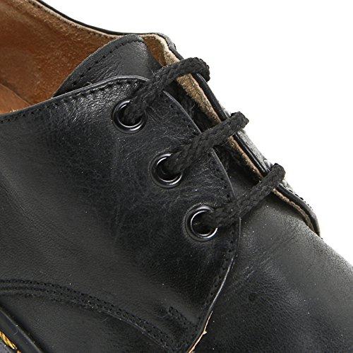 MARINA SEVAL by Scarpe&Scarpe - Schnürschuhe mit Schnürsenkeln, Flache Schuhe Schwarz