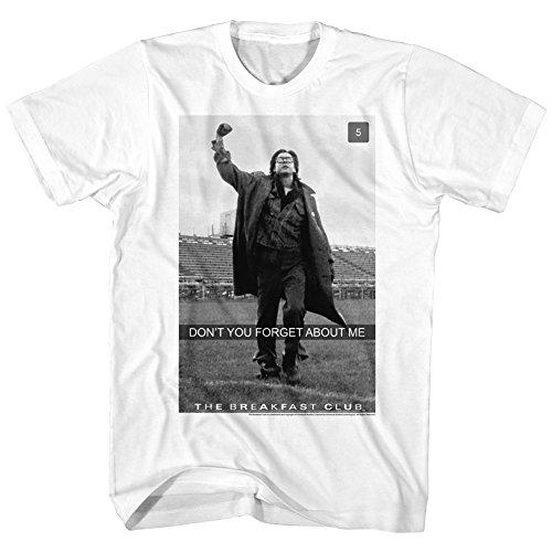 American Classics Herren T-Shirt Opaque Weiß Weiß Gr. Large, Weiß (Jock American)