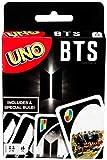 Uno BTS x Mattel Jeu de Société et de Cartes, à l'Effigie du Membre du Groupe de K-pop, GDG35