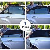 TFY Parasol universel Fenetre lateral de voiture pour vos enfants - Protège vos enfants du soleil - conception a couches unique - Visibilité maximale - compatibles avec la plupart des véhicules, Jeep, Ford, Chevrolet, Buick, Audi, BMW, Honda, Mazda, Nissan et autres (1 Pièce)
