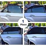 TFY Universal Baby-Sonnenblende für das Autoseitenfenster - Einlagiges Design - Maximale Sicht - 1 Stück