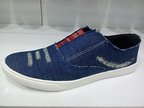 689123a2199 20% OFF on Beonza Men s Denim Jeans Blue loafers shoes ( Buy from genuine  seller SHOPDOM CREATIONS only. Others sellers are selling fake products  only) on ...