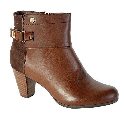Xti - Schuhe Combinado Mod 28551 Braun Marron