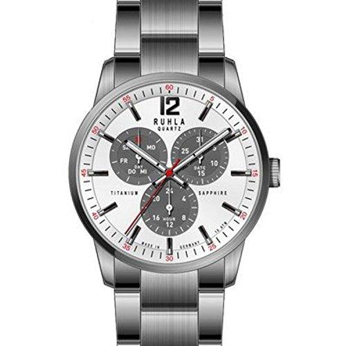 Uhr - Ruhla-Classic 27141 - Quarz Titan