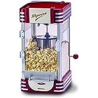 Ariete 29532.4L 310W Machine à Popcorn–Rouge/blanc (310W, 290x 340x 520mm)