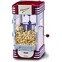 Ariete Party Time Máquina de palomitas XL, 310 W, 2.4 l, Rojo,