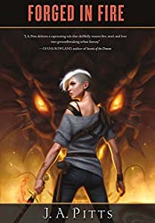 Forged in Fire (Sarah Jane Beauhall)