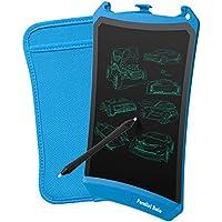 Parallel Halo Tableta de Escritura LCD DE 8.5 Pulgadas - Tablero Electrónico para Garabatear y Dibujar - Pizarra Digital Borrable para Notas Adhesivas y Blocs de Notas de Oficina (Azul) …