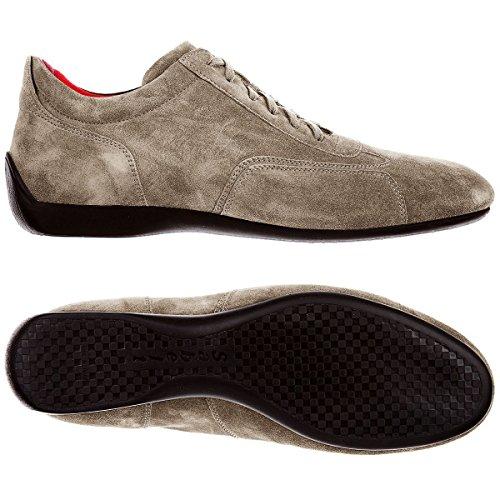Sabelt , Chaussures de ville à lacets pour homme Marron - Tortora