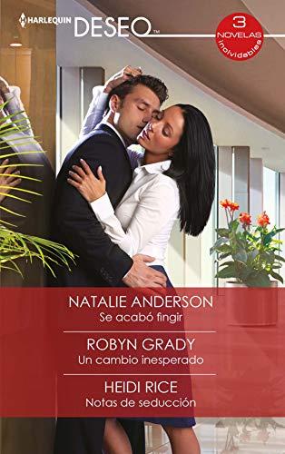 Se acabo fingir de Natalie Anderson