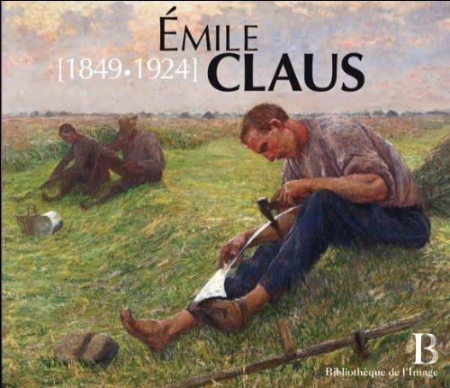 Emile Claus (1849-1924) par Constantin Ekonomidès