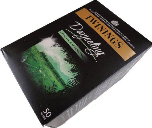 Twinings Darjeeling 50 Teebeutel 125g