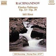 Rachmaninov: Etudes-Tableaux, Opp. 33 And 39