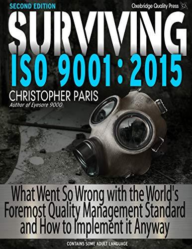 Surviving ISO 9001:2015 (English Edition)