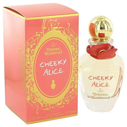 Vivienne Westwood Cheeky Alice by Eau De Toilette Spray 2.5 oz/75 ml (Women)