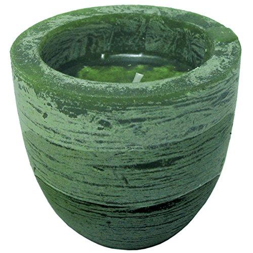 laroom 10711 – Cire Herbes Petit Bol, Couleur Vert