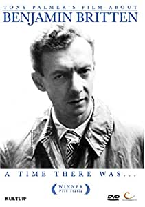 Benjamin Britten: A Time There Was [DVD] [Region 1] [US Import] [NTSC]