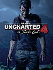 The Art of Uncharted 4: A Thief's