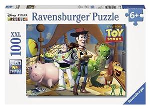Ravensburger - Puzzle con diseño de Toy Story, 100 Piezas (10835 0)