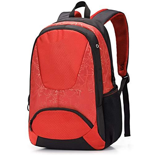 Zzysz Mode Rucksack Flut Junior High School Student Tasche High School Handtasche Freizeit Reisen Computer Tasche Rucksack männlich (One Size,5)