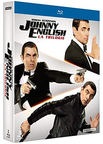Coffret johnny english 1 à 3 [Blu-ray] [FR Import]