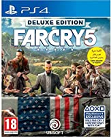 FAR CRY 5 DELUXE EDITION (PS4)