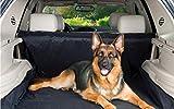 Saflyse Autoschondecke Autoschutzdecke Wasserfest Hundedecke Kofferraum-Schondecke Transportdecke - 133 * 145cm