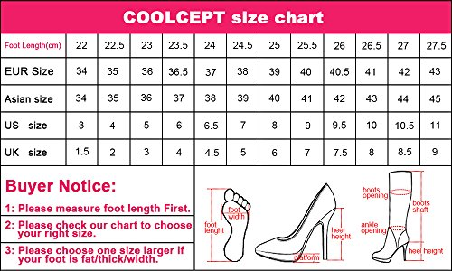 Coolcept Femmes Casual a Enfiler Escarpins red