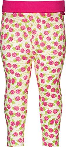 Playshoes Mädchen Legging Baby Blumen, Gr. 50 (Herstellergröße: 50/56), Mehrfarbig (original 900)