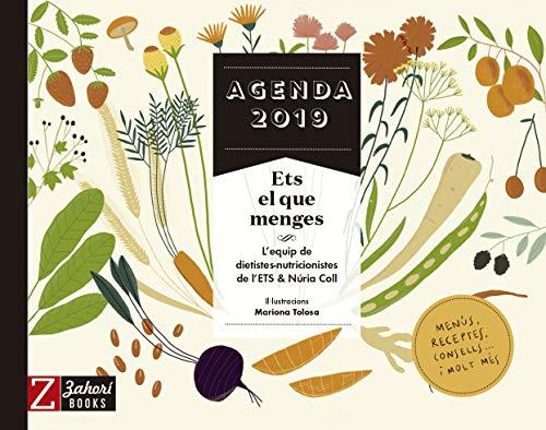 Agenda Ets El Que Menges 2019 por Núria Coll