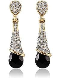 Shining Diva Stylish Romantic Fancy Party Wear Earrings For Girls & Women