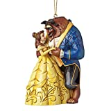 Disney Tradition Beauty & The Beast (Hanging Ornament)