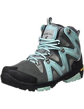 Boreal Aspen Girls - Zapatos Deportivos para Niña, Color Azul, Talla 38