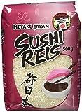 MIYAKO Sushi Reis, Rundkorn, 7er Pack (7 x 500 g)