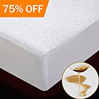 Protector de colchón,cubre colchón,impermeable para cama 135×200.