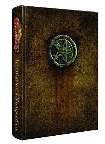 Cthulhu, Investigatoren-Kompendium, limitierte Ausgabe