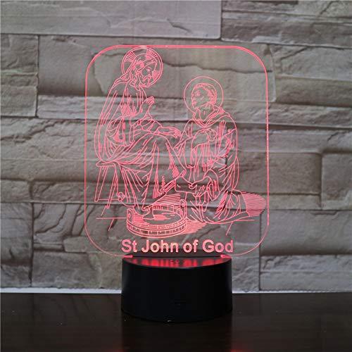 Nuevo Perro luz de Noche lámpara de Mesa luz de Diapositiva de...