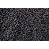 Schwarztorfgranulat, Torfgranulat, 3,5-8,0 mm, 50 l, (EUR 3,18 je Liter), geeignet für Aquarium und Teich