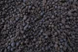 Schwarztorfgranulat, Torfgranulat, 3,5-8,0 mm, 3 l, incl. Filternetz (EUR 4,98 je Liter), geeignet für Aquarium und Teich